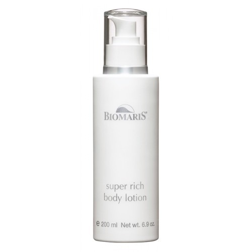 Super rich body lotion