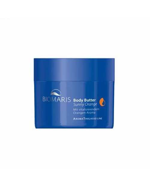 Aroma Thalasso body butter Sunny Orange