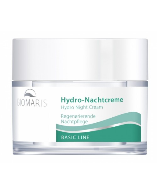 Hydro night cream